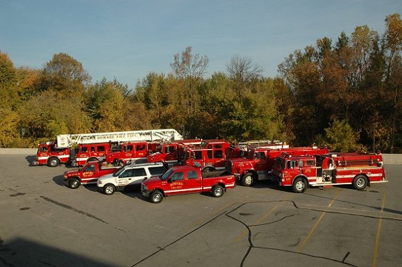 Fire Department Apparatus Fleet